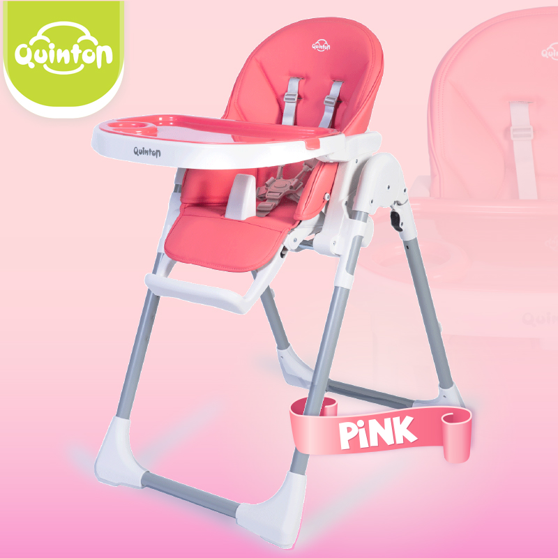 baby dining chair. quinton multifunction baby high chair - pink | dining chair. \u201c