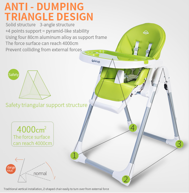 Safety Baby High Chair Malaysia