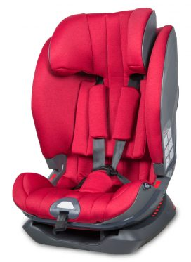 L-Tron Isofix Safety Car Seat Red