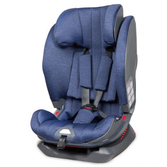 L-Tron Isofix Safety Car Seat Blue
