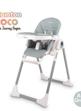 Coco High Chair Green