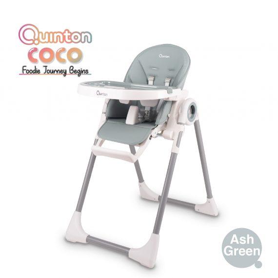Coco High Chair Green