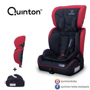 Quinton Flash Booster Car Seat